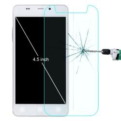 Universalus apsauginis grūdintas stiklas ekranams 4.5'