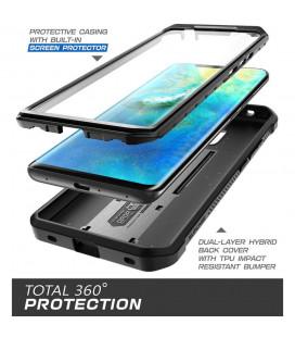 """Skaidrus silikoninis dėklas Huawei Mate 20 Lite telefonui """"Clear"""""""