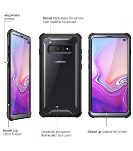 """Skaidrus silikoninis dėklas Xiaomi Mi A2 Lite telefonui """"Mercury Goospery Pearl Jelly Case"""""""