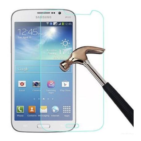 """Apsauginė ekrano plėvelė - grūdintas stiklas """"Tempered Glass"""" Samsung Galaxy Core Max G5108Q telefonui."""