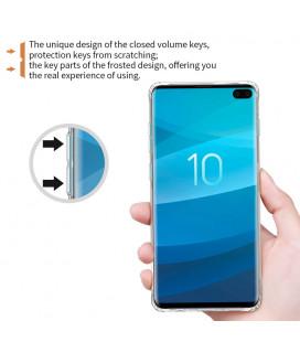 "Rožinis dėklas Xiaomi Mi A2 Lite telefonui ""Glass Case"""