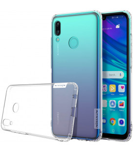 """Skaidrus silikoninis dėklas Huawei P Smart 2019 telefonui """"Nillkin Nature"""""""