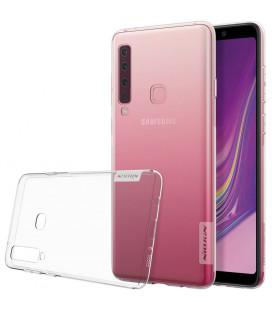 """Skaidrus silikoninis dėklas Samsung Galaxy A9 2018 telefonui """"Nillkin Nature"""""""