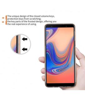 """Juodas apsauginis grūdintas stiklas Huawei Mate 20 Pro telefonui """"Mocolo CF"""""""