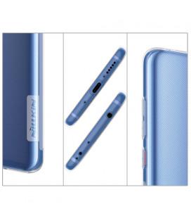 """Pilkas atverčiamas dėklas Xiaomi Redmi Note 6 Pro telefonui """"Dux Ducis Skin"""""""