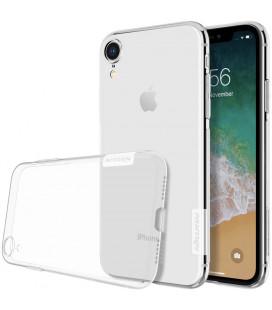 """Skaidrus silikoninis dėklas Apple iPhone XR telefonui """"Nillkin Nature"""""""