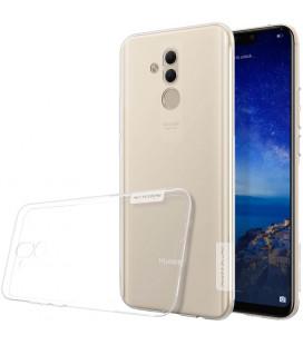 """Skaidrus silikoninis dėklas Huawei Mate 20 Lite telefonui """"Nillkin Nature"""""""