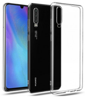 """Skaidrus dėklas Huawei P30 telefonui """"Tech-Protect Flexair"""""""