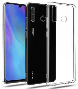 """Skaidrus dėklas Huawei P30 Lite telefonui """"Tech-Protect Flexair"""""""