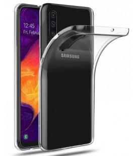 """Skaidrus dėklas Samsung Galaxy A50 telefonui """"Tech-Protect Flexair"""""""