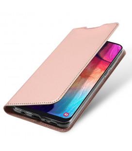 """Raudonas silikoninis dėklas Samsung Galaxy J8 2018 telefonui """"Mercury Goospery Pearl Jelly Case"""""""