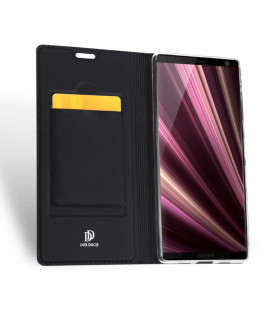 """Juodas silikoninis dėklas Samsung Galaxy J8 2018 telefonui """"Mercury Goospery Pearl Jelly Case"""""""