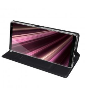 """Mėtos spalvos silikoninis dėklas Samsung Galaxy J8 2018 telefonui """"Mercury Goospery Pearl Jelly Case"""""""