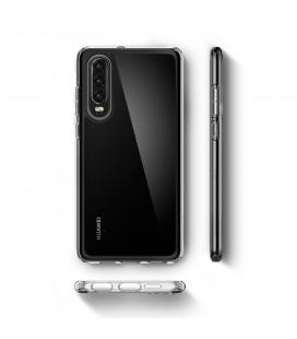 """Odinis juodas atverčiamas dėklas Xiaomi Pocophone F1 telefonui """"Nillkin Qin"""""""