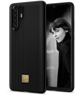 """Juodas atverčiamas dėklas Samsung Galaxy A6 2018 telefonui """"Book Vennus Soft"""""""