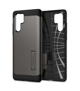 """Magnetinis metalinis juodas dėklas Apple iPhone XS Max telefonui """"Luphie Magnetic ARC"""""""