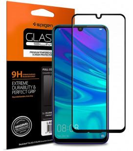 """Apsauginis grūdintas stiklas Huawei P Smart 2019 telefonui """"Spigen Glas.TR Slim"""""""