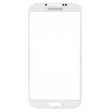 Baltas lietimui jautrus stiklas Samsung Galaxy S4 telefonui