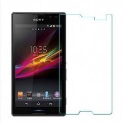 Apsauginis grūdintas stiklas Sony Xperia C telefonui