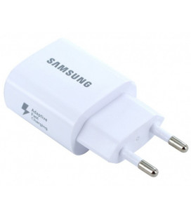"Originalus Samsung baltas Fast Charge 5.0 2A pakrovėjas ""EP-TA600EWE"""
