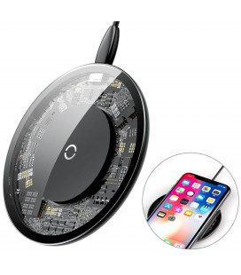"Belaidis telefono pakrovėjas Qi Inductive Pad 2A 1.67A 10W ""Baseus Simple Stylish"""