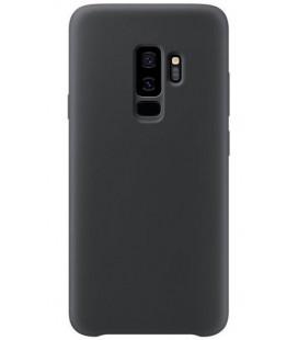 """Juodas silikoninis dėklas Samsung Galaxy S9 Plus telefonui """"Silicone Case"""""""