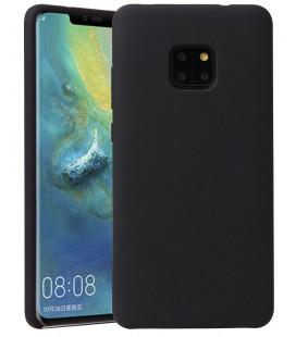 """Juodas silikoninis dėklas Huawei Mate 20 Pro telefonui """"Silicone Case"""""""