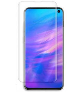 """Apsauginė ekrano plėvelė Samsung Galaxy S10E telefonui (Visam ekranui) """"Premium TPU"""""""