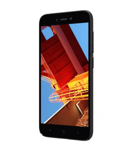 """Atverčiamas pilkas dėklas Xiaomi Redmi Note 6 Pro telefonui """"Nillkin Sparkle"""""""
