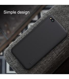 """Atverčiamas pilkas dėklas Huawei Mate 20 Lite telefonui """"Nillkin Sparkle"""""""