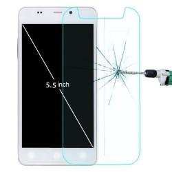 Universalus apsauginis grūdintas stiklas ekranams 5.5'