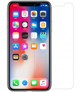 """Apsauginis grūdintas stiklas 0,2mm Apple iPhone X/XS telefonui """"Nillkin Amazing H+ PRO"""""""