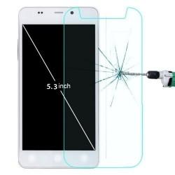Universalus apsauginis grūdintas stiklas ekranams 5.3' (69mm x 141,9mm)