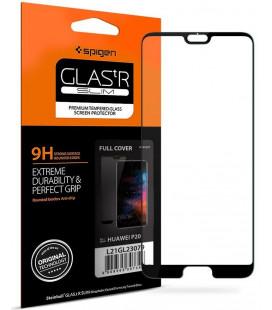 """Apsauginis grūdintas stiklas Huawei P20 telefonui """"Spigen Glas.TR Slim"""""""