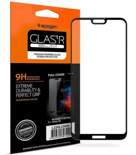 """Apsauginis grūdintas stiklas Huawei P20 Lite telefonui """"Spigen Glas.TR Slim"""""""