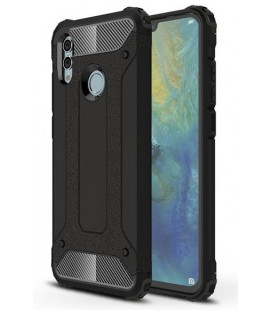 """Juodas dėklas Huawei P Smart 2019 telefonui """"Hybrid Armor Case"""""""