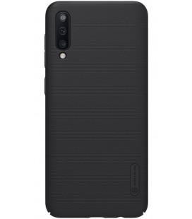 "Juodas dėklas Samsung Galaxy A50 telefonui ""Nillkin Frosted Shield"""