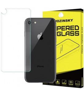 """Apsauginis grūdintas stiklas galiniam dangteliui Apple iPhone 7/8 telefonui """"Wozinsky"""""""