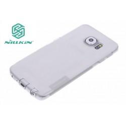 """Skaidrus dėklas Samsung Galaxy S6 Edge Telefonui """"Nillkin Nature"""""""