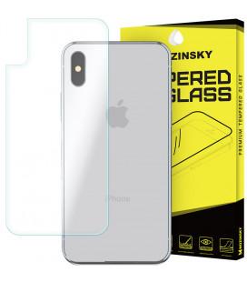 """Apsauginis grūdintas stiklas galiniam dangteliui Apple iPhone X telefonui """"Wozinsky"""""""