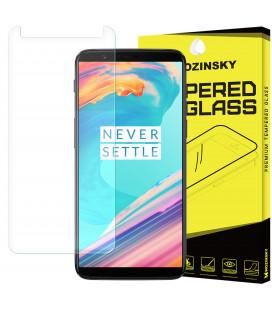 """Apsauginis grūdintas stiklas Oneplus 5T telefonui """"Wozinsky"""""""