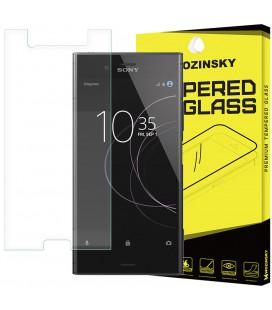 """Juodas atverčiamas dėklas Huawei Y7 Prime 2018 telefonui """"Telone Fancy"""""""