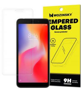 """Apsauginis grūdintas stiklas Xiaomi Redmi 6/6A telefonui """"Wozinsky"""""""