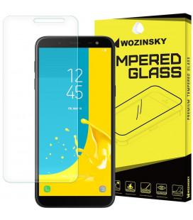 """Apsauginis grūdintas stiklas Samsung Galaxy J6 2018 telefonui """"Wozinsky"""""""