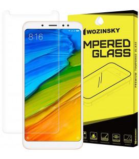 """Apsauginis grūdintas stiklas Xiaomi Redmi Note 5 telefonui """"Wozinsky"""""""