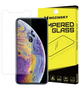 Skaidrus plonas 0,3mm silikoninis dėklas Samsung Galaxy J4 Plus 2018 telefonui