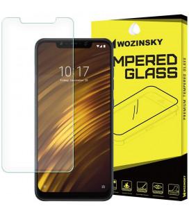 """Apsauginis grūdintas stiklas Xiaomi Pocophone F1 telefonui """"Wozinsky"""""""