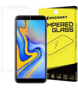 """Apsauginis grūdintas stiklas Samsung Galaxy J6 Plus 2018 / J4 Plus 2018 telefonui """"Wozinsky"""""""