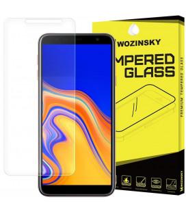 """Apsauginis grūdintas stiklas Samsung Galaxy J4 Plus 2018 / J6 Plus 2018 telefonui """"Wozinsky"""""""