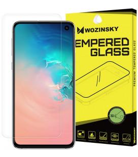 """Apsauginė ekrano plėvelė Samsung Galaxy S10E telefonui """"Wozinsky 3D Full"""""""